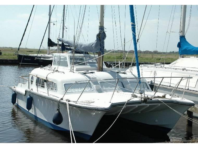 9m catamaran