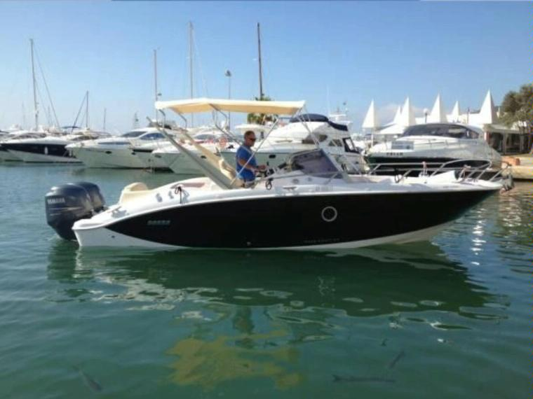 sessa marine key largo 27 en marina de denia