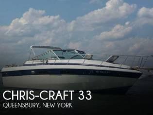 Chris-Craft 332 Commander