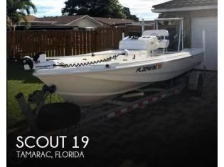 Scout 192 Sportfish