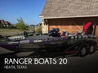 Ranger Boats Z520-C