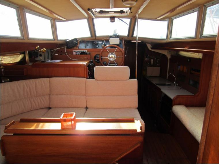jeanneau espace 1100 en murcie voiliers d 39 occasion 52695. Black Bedroom Furniture Sets. Home Design Ideas