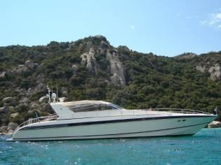 Custom Cantiere Navale Arno Leopard 23M Sport