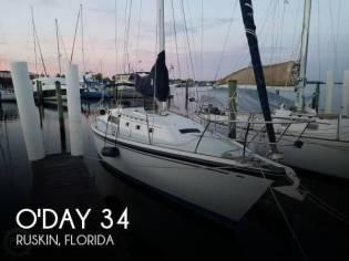 O'day 34