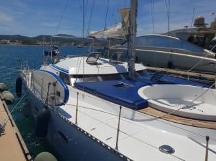 Catamarán cat 39