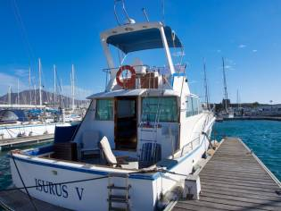 Hatteras Yachts 45 Convertible