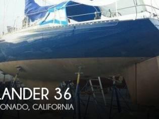 Islander 36