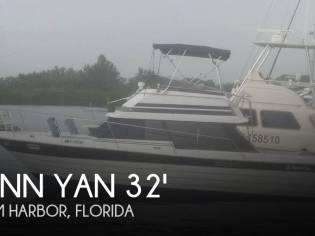 Penn Yan 33 Sedan Sportfish