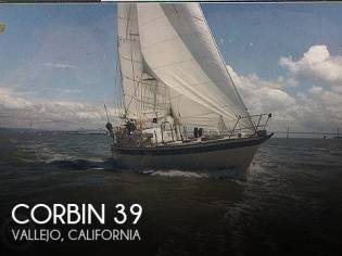 Corbin 39 Aft Cockpit