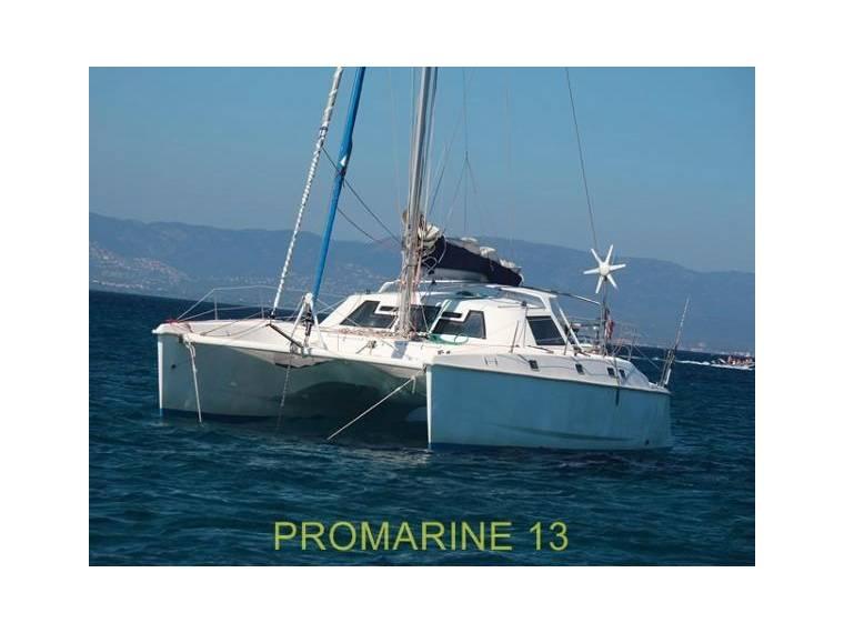 Polyart alta r 39 en port navy service catamarans voile d 39 occasion 21025 inautia - Navy service port st louis du rhone ...