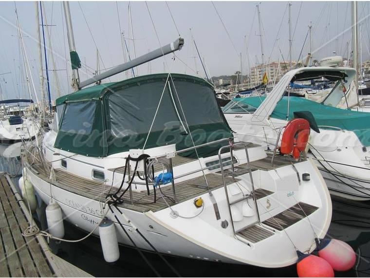 Beneteau Oceanis Clipper 36 cc