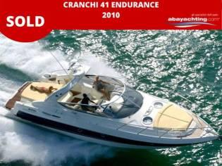 Cranchi Endurance 41