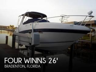 Four Winns Vista 268