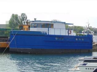 Andere Hausboot Trawler aus Stahl (MM)