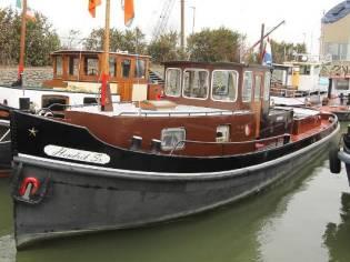 Custom sleepboot