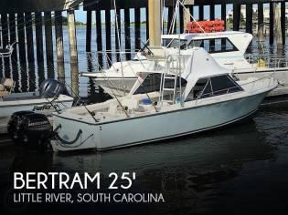 Bertram 25 Mark II Sport