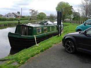 Narrowboat 1990 37ft by 6ft10 37ft Steel