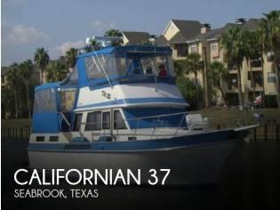 Californian 38 Trawler