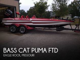 Bass Cat Puma FTD