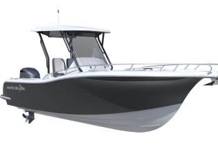White Shark 240 CC EVO