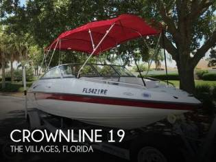 Crownline 19ss