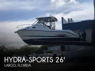 Hydra-Sports 2600 Vector