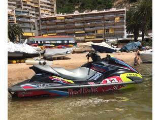 Yamaha FXSH 220 Turbo