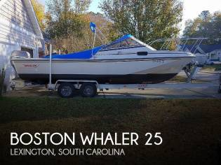Boston Whaler 25 revenge wt