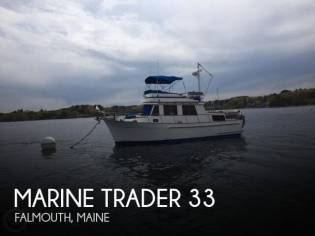 Marine Trader 33