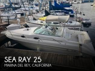 Sea Ray 25