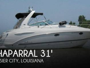 Chaparral 290 Signature Express Cruiser