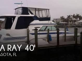 Sea Ray 415 Aft Cabin