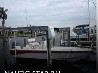 Nautic Star NAUTICBAY 2110