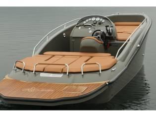 Cabin Cruiser CLEAR ARIES CABIN INBOARD