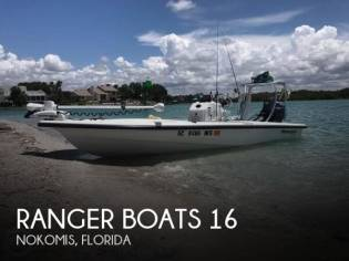 Ranger Boats 169 GHOST