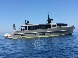 Arcadia Yachts Arcadia 85'