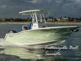 Tidewater 232 CC Adventure