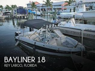 Bayliner 184 SF