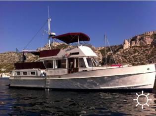 Grand Banks 42 Motoryacht