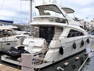 MARQUIS YACHTS 560 FLY Hard Top