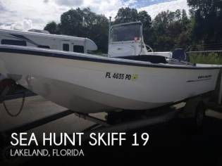 Sea Hunt Skiff 19