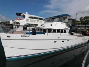 Power Catamaran RB 50