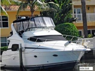 Silverton 410 sport yacht [MF14500]