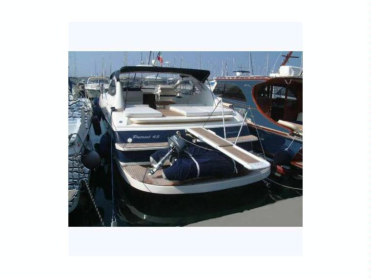 alpa patriot 45 en ligurie