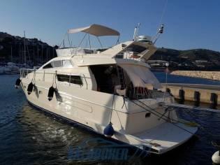 Ferretti Yachts Ferretti 135 Fly