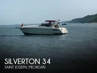 Silverton 34 Express