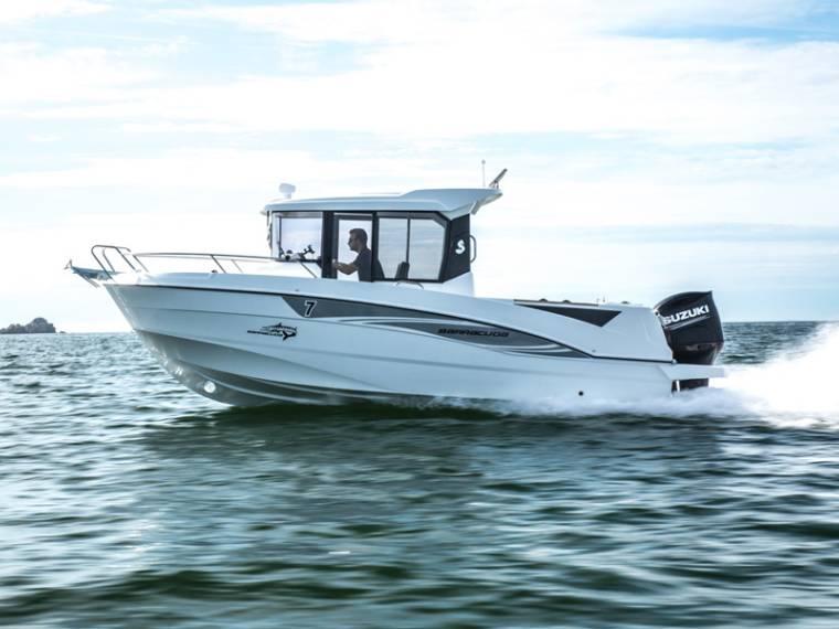 Barracuda 7 S2