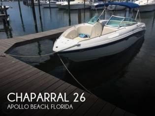 Chaparral 260 SSI Sportboat
