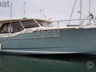 SEAWAY YACHTS GREENLINE 33 HYBRID READY