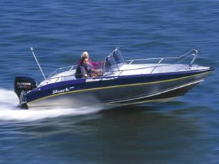 Silver Shark 580 CC